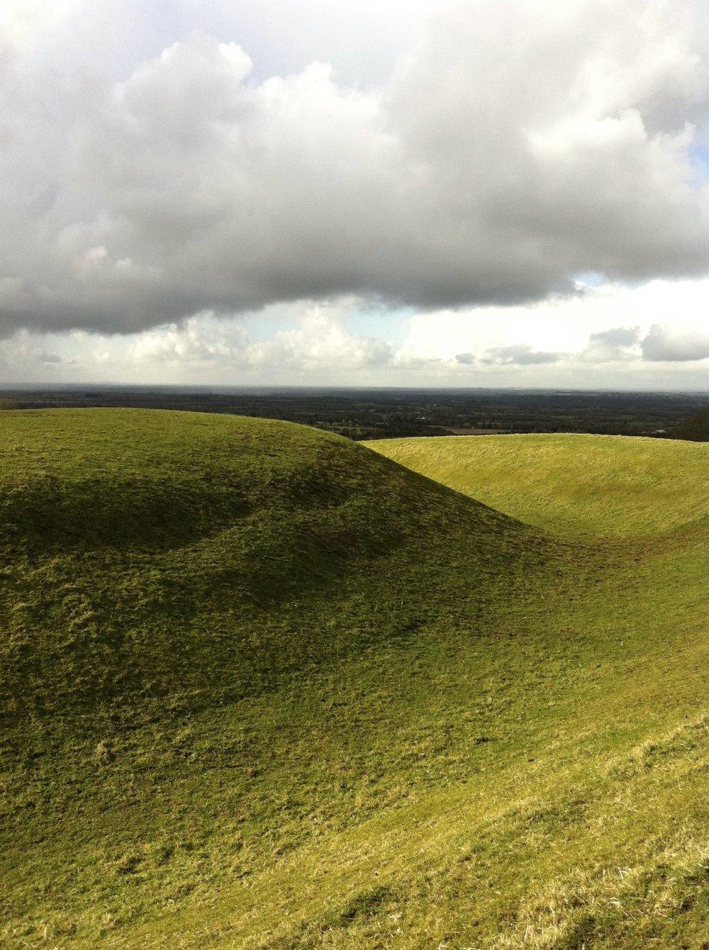 The Hill of Tara, Ireland.