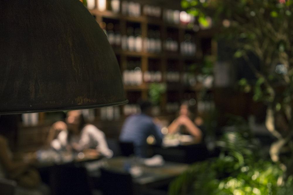 lobby lámpara