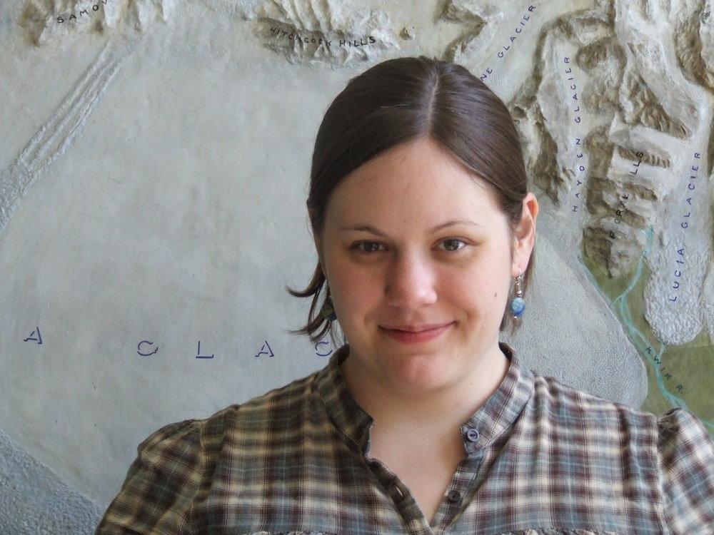 Paleobiologist Jacquelyn Gill
