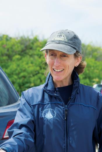 Deep sea biologist Stace Beaulieu