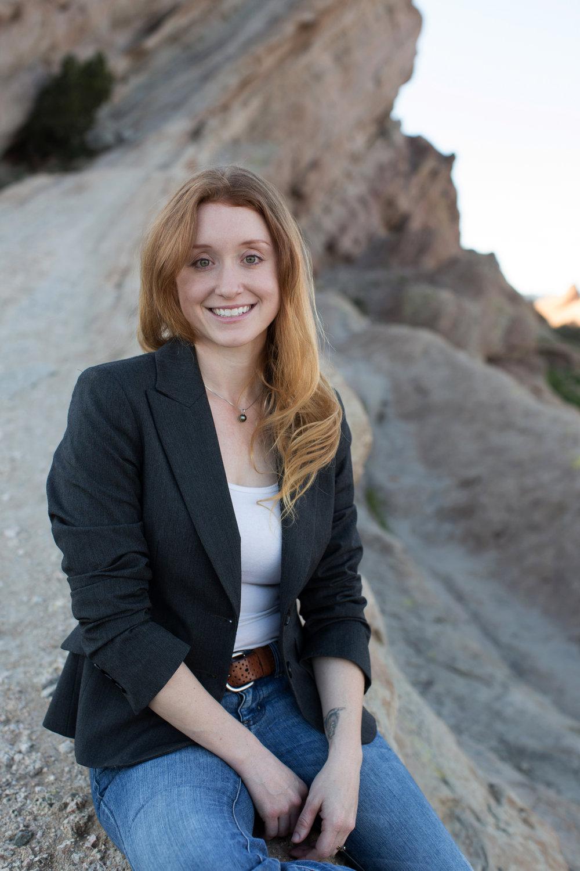 Volcanologist Jess Phoenix