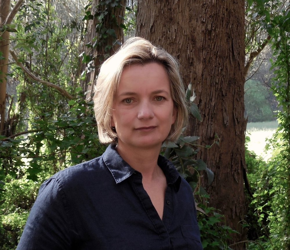 Conservation engineer Emily Pidgeon