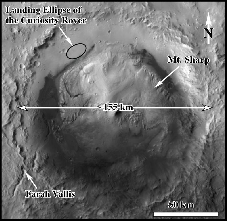 Evidence of outburst flooding indicates plentiful water on early Mars