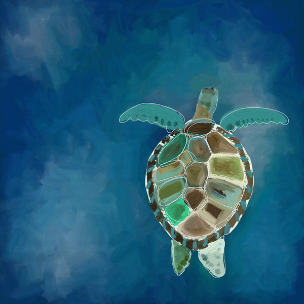 Swimming-Sea-Turtle-by-Cathy-Walters-Painting-Print-on-Canvas-OC59075.jpg