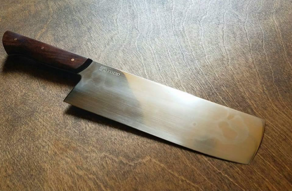 Todd Nikiri w/chechen handle