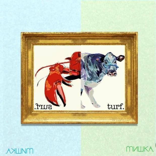 surf / turf