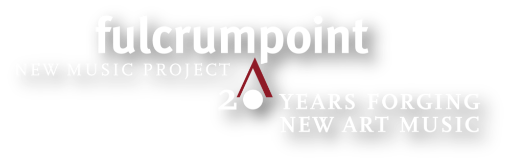 Fulcrumpoint New Music Project 2016 - Premiere of  Basszusklarinét és Zongorara   - November 16th , 2016