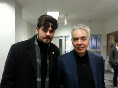 Masterclass with Howard Shore