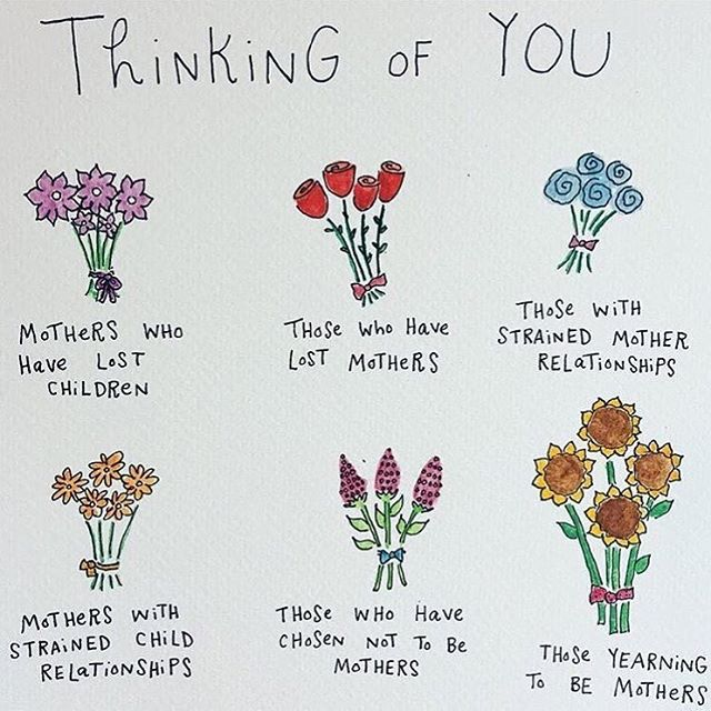 Mother's Day is everyday and every mother is different. . . . Repost @doulatrainingsint @bymariandrew