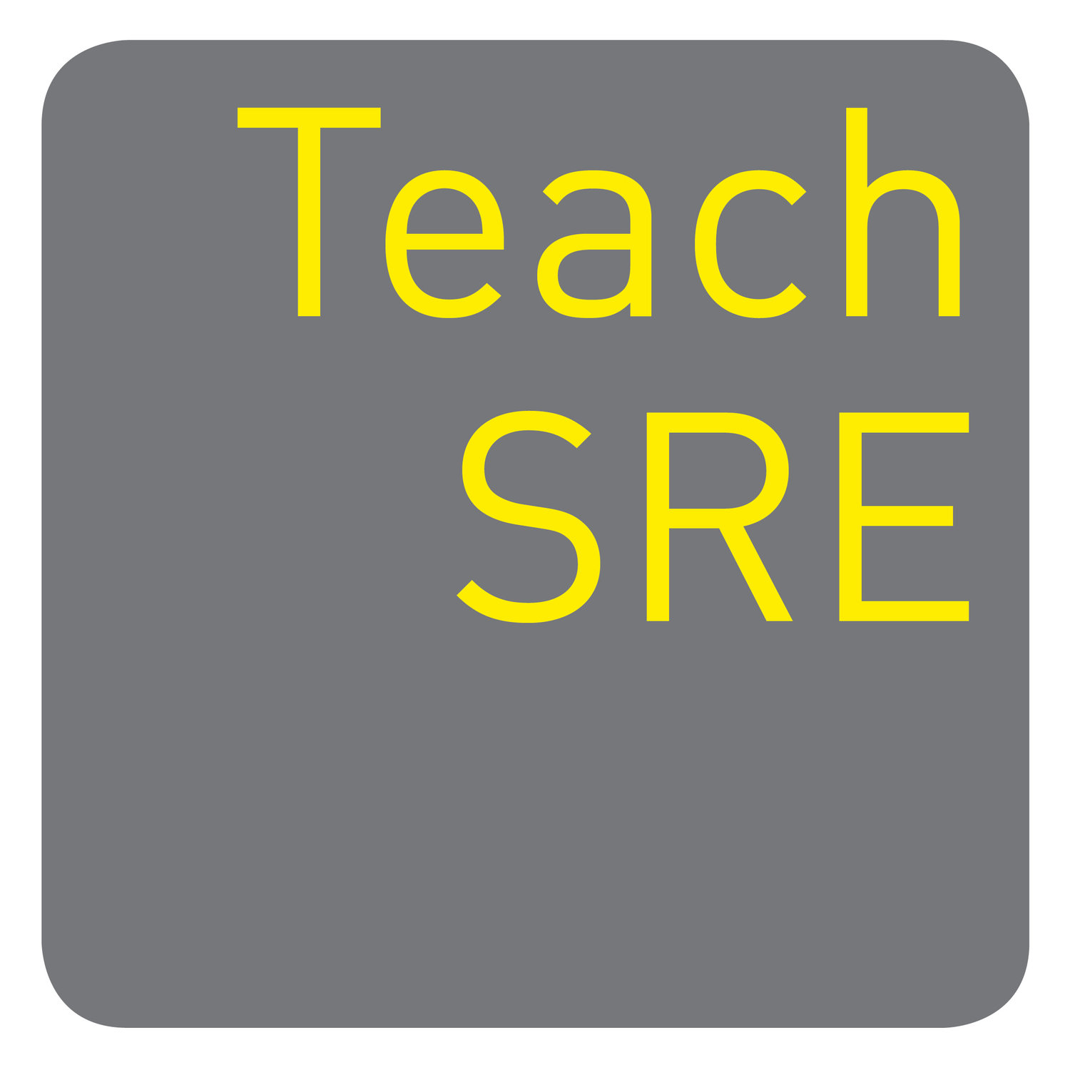 Teach SRE : Primary and secondary school SRE RSE training