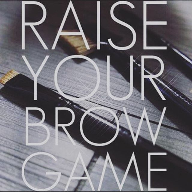 Tired of filling in your brows everyday? Send me a message to learn more about my #PermanentBrow options. The first TEN people will receive Microblading for only $300!! That's $150 off! 💕
