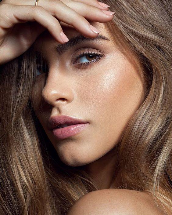 permanent makeup. -