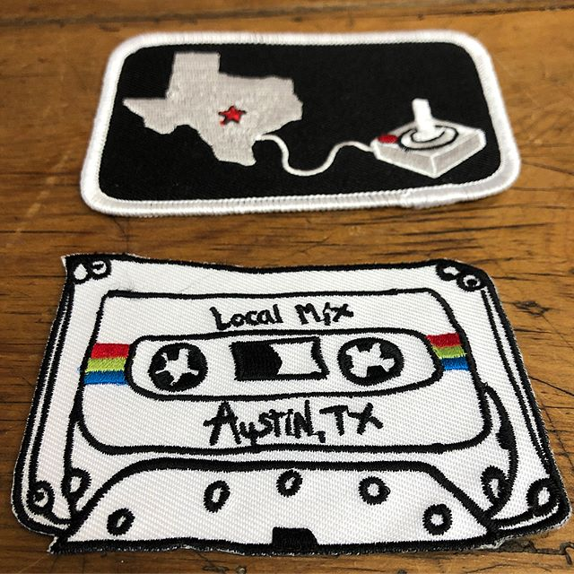Free Art Friday, my apologies for the lack of attention I've paid to you. What have I been doing all this time? I have so much to give! Stickers and Patches and Bookmarks and Ltd. edition Fine Art Prints and on and on. Late to the game but not out. Lets do this... #freeartfriday #local #atx #austinblanks