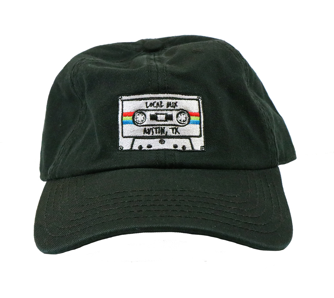 391fab2ecd9b8 Local Mix Dad Hat — Austin Blanks