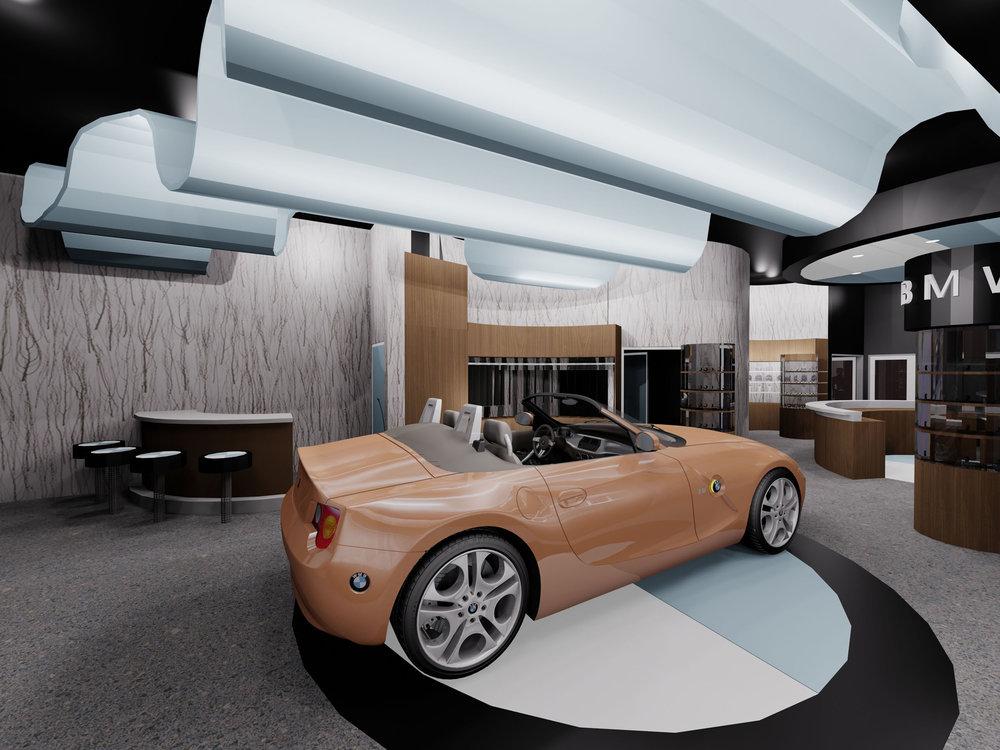 BMW Lifestyle Store