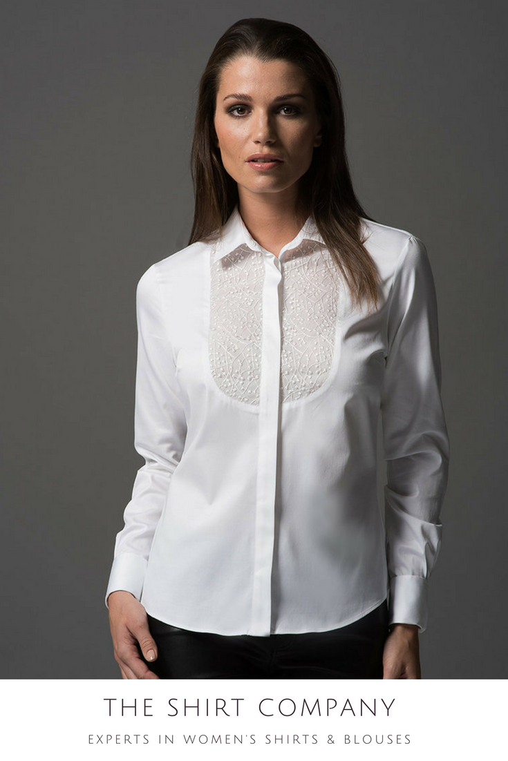 The Shirt Company - ABOUT THE DESIGNERDonna Middleton has over 20 years experience in the fashion industry. Originally from New Zealand, Donna studied for her BA at London College of Fashion and New York's Fashion Institute of Technology. She has worked for global brands such as Karen Walker, Amanda Wakely, TSE and Whistles, before leaving to set up The Shirt Company. Based in East London, Donna now brings her wealth of experience to the running of the business and designing the beautiful and innovative collections which The Shirt Company has become known for.ABOUT THE BRANDThe Shirt Company is dedicated to producing luxury women's shirts and blouses. Each collection explores the purity of the white shirt in addition to classic trans-seasonal hues. With an emphasis on creating unique go-to wardrobe staples The Shirt Company promotes simplicity and minimalism in design and living.Manufactured entirely from fine Italian shirting fabric in specialised European shirting factories, the shirts embody innovation, luxury and effortless style.Combining modern aesthetic with femininity each seasonal range showcases intricately designed blouses accented with pin-tucks, frills, ruffles and pleats