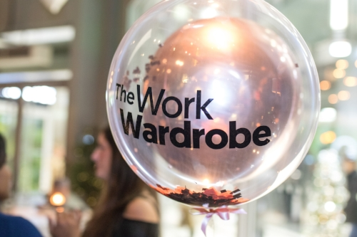 Talented Ladies Club - Interview with Sahira Mullins - CEO of The Work Wardrobe