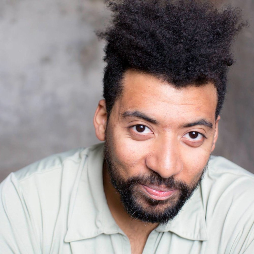 A. MONNIE ALEAHMAD   Award winning Actor & Director. Also an Artist, Comic Book Creator, Martial Artist, Dance Machine, Film & Music Enthusiast.