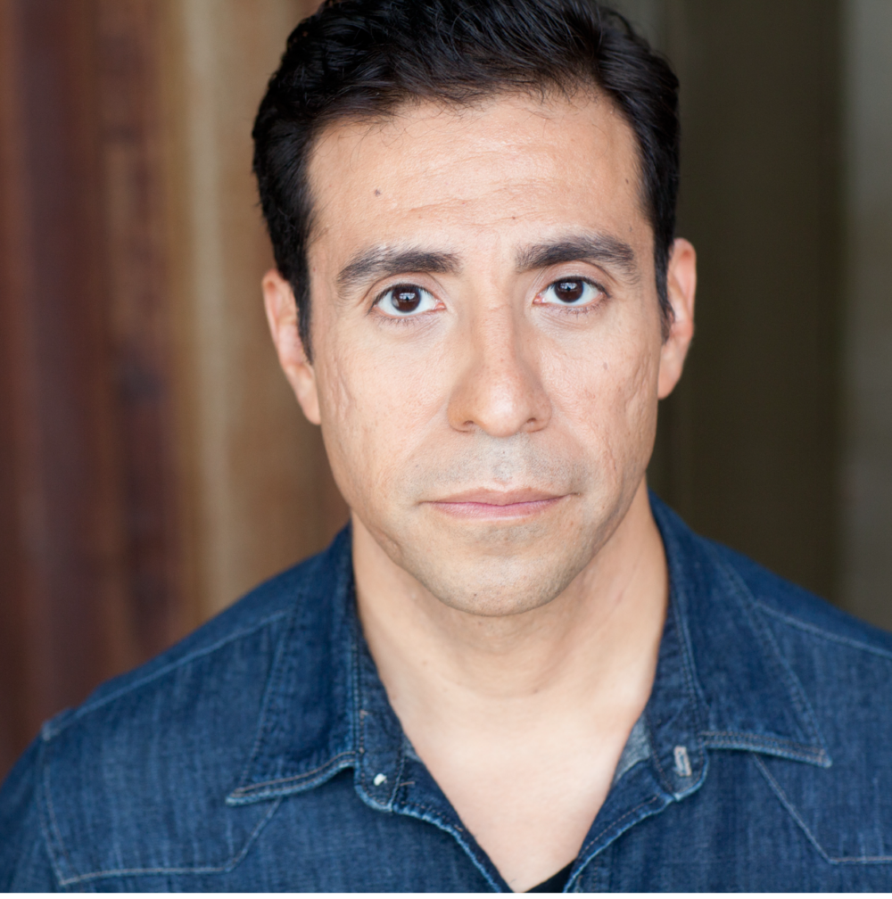 ARMANDO REYES    Armando Reyes is a Chicago-based theater, film and voice over actor. He most recently appeared on NBC's Chicago Med, the independent film The Origins of Wit and Humor, and the upcoming feature Nowhere Mind.