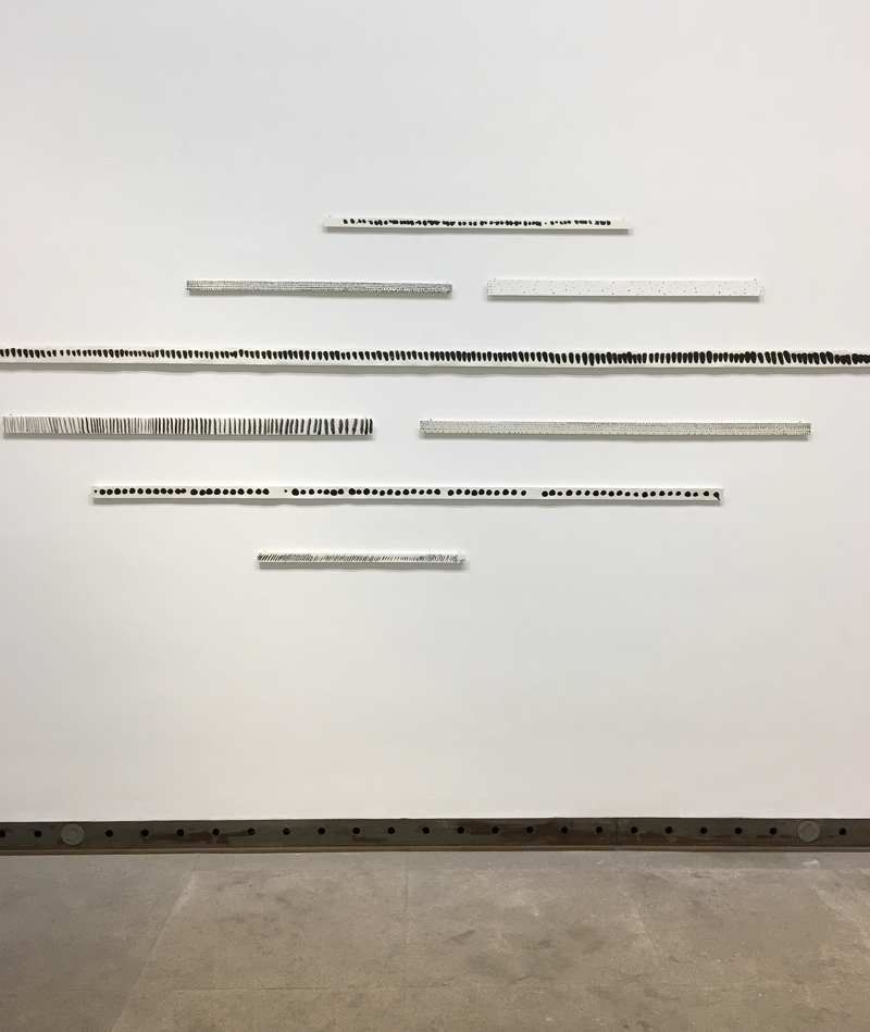 Pierrette Bloch, Installation at Galerie Karsten Greve, Paris