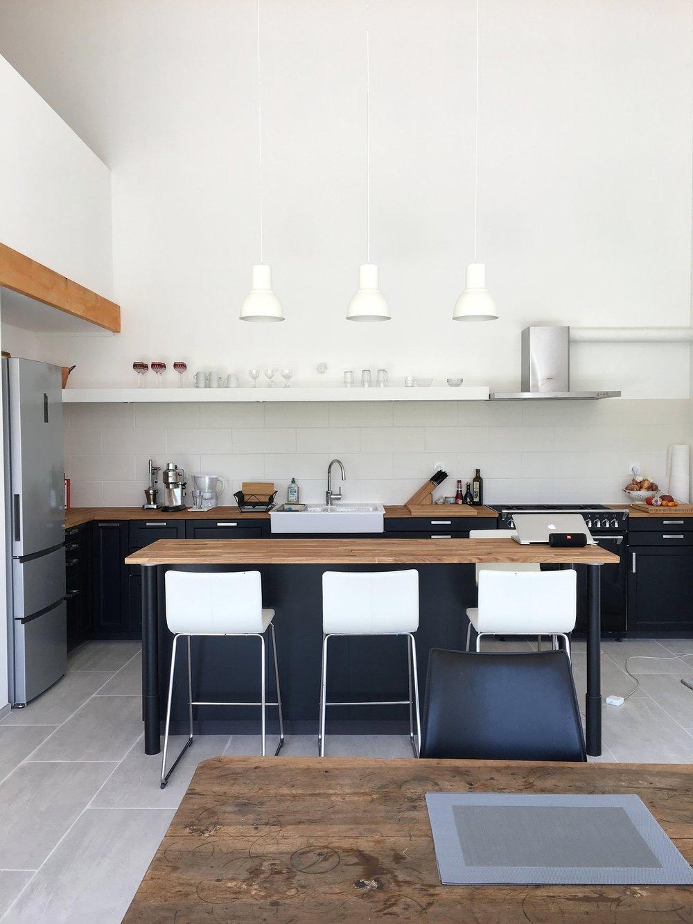 My provence kitchen
