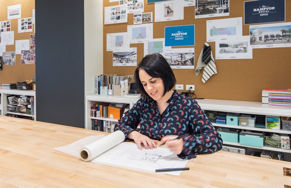 Katie Lambert was recently named the Design Director at OKW Architects. She has been a design leader in the office for 6 years