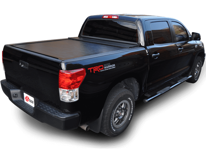 S S Sales Rollbak Retractable Truck Bed Cover Toyota