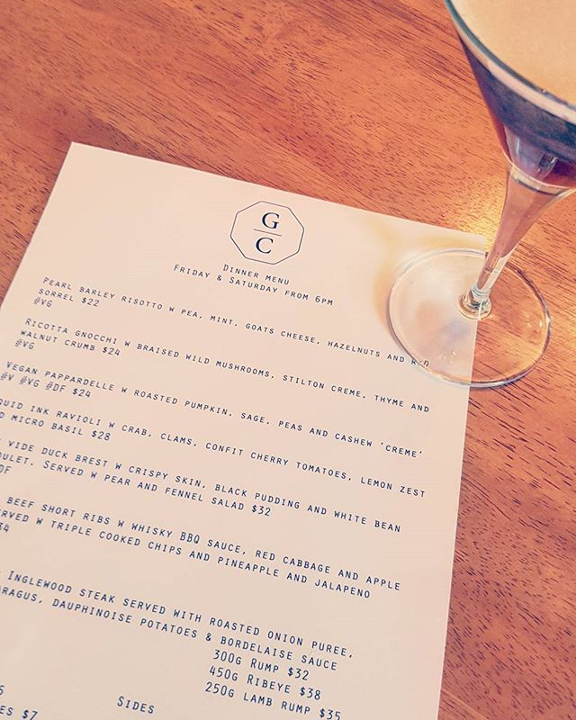 New Dinner Menu starting tonight!! Happy hour from 5 till 7 pm. $9 Cocktails Woo!!! Start your friday night right!! #newmenu #newyear #COCKTAILS #oldcastlemainegaol #visitvictoria #itshotsodrinkallthecocktails