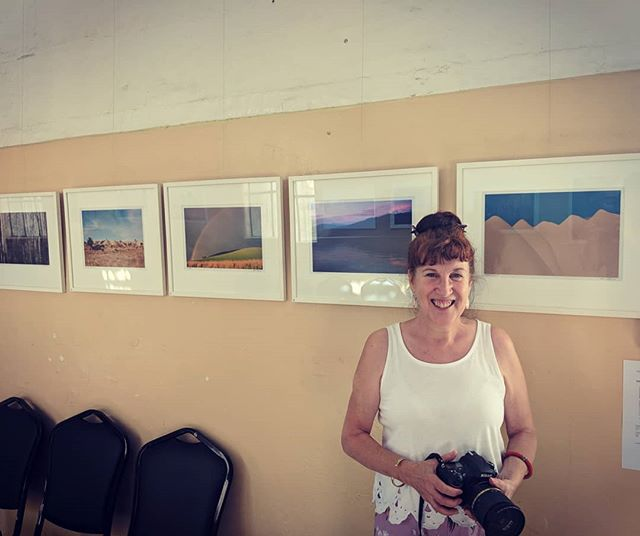 #meetthemaker Katherine Seppings @ The Old Gaol for #artsopen  #wandervictoria #photography #photographer #castlemaine