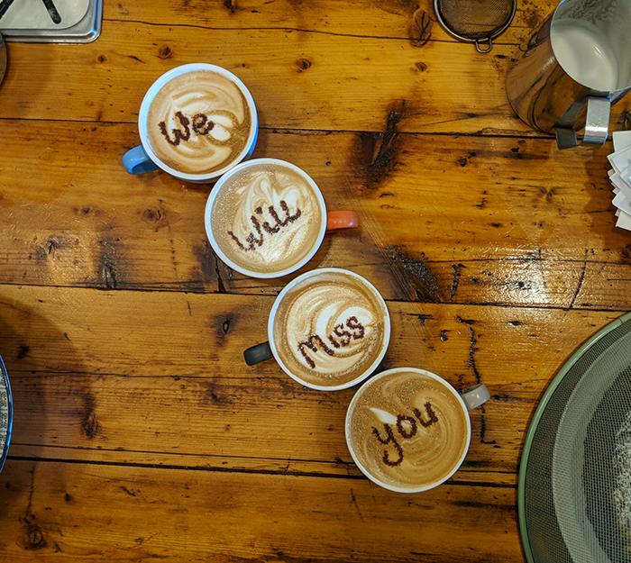 2017 & 2018 Readers ChoiceGood Food Guide Award Winner  Cafe-Ballarat, Bendigo & The Goldfields, VIC