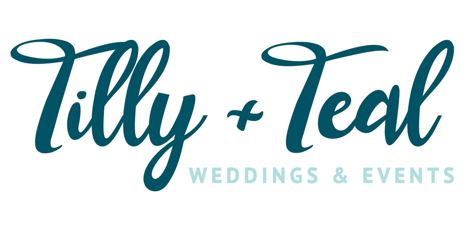 Tilly + Teal Weddings and Events