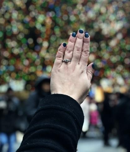 frozen fingers