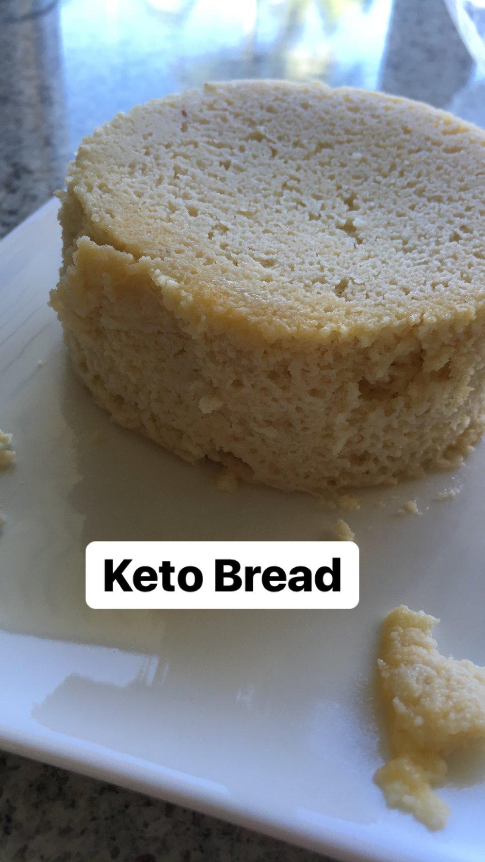 keto bread out of mug.JPG