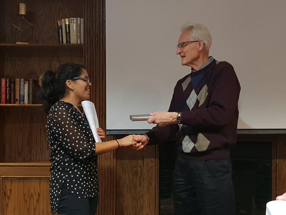 Krista Singh P.Eng, Guest Speaker