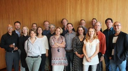 2012 Winterhouse Symposium participants at Yale
