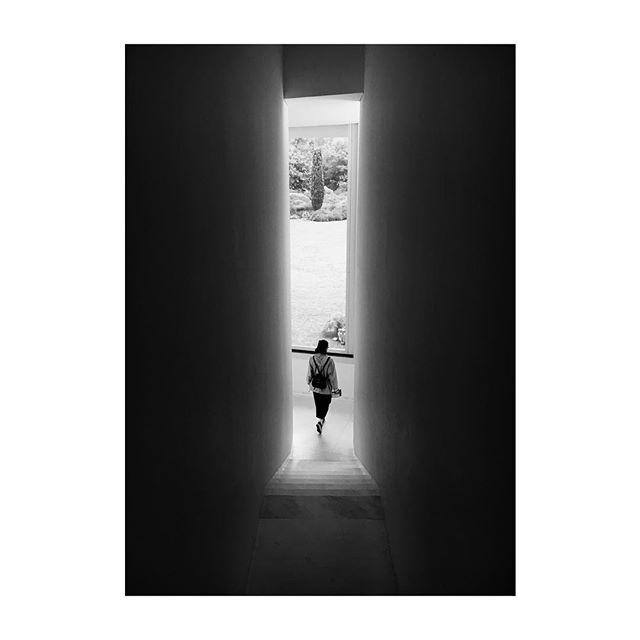 #Porto #Portugal #Serralves #MuseuDeArteContemporanea #Stairs #BlackAndWhite #Photography