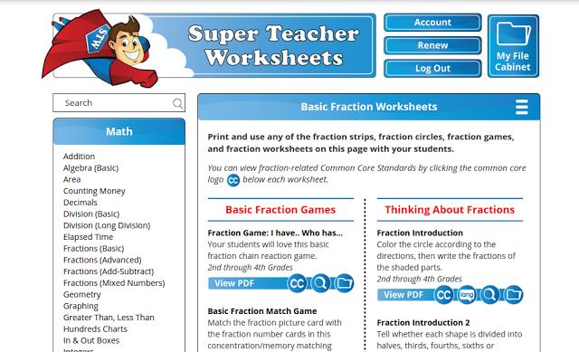 Teaching Fractions — The Productive Teacher