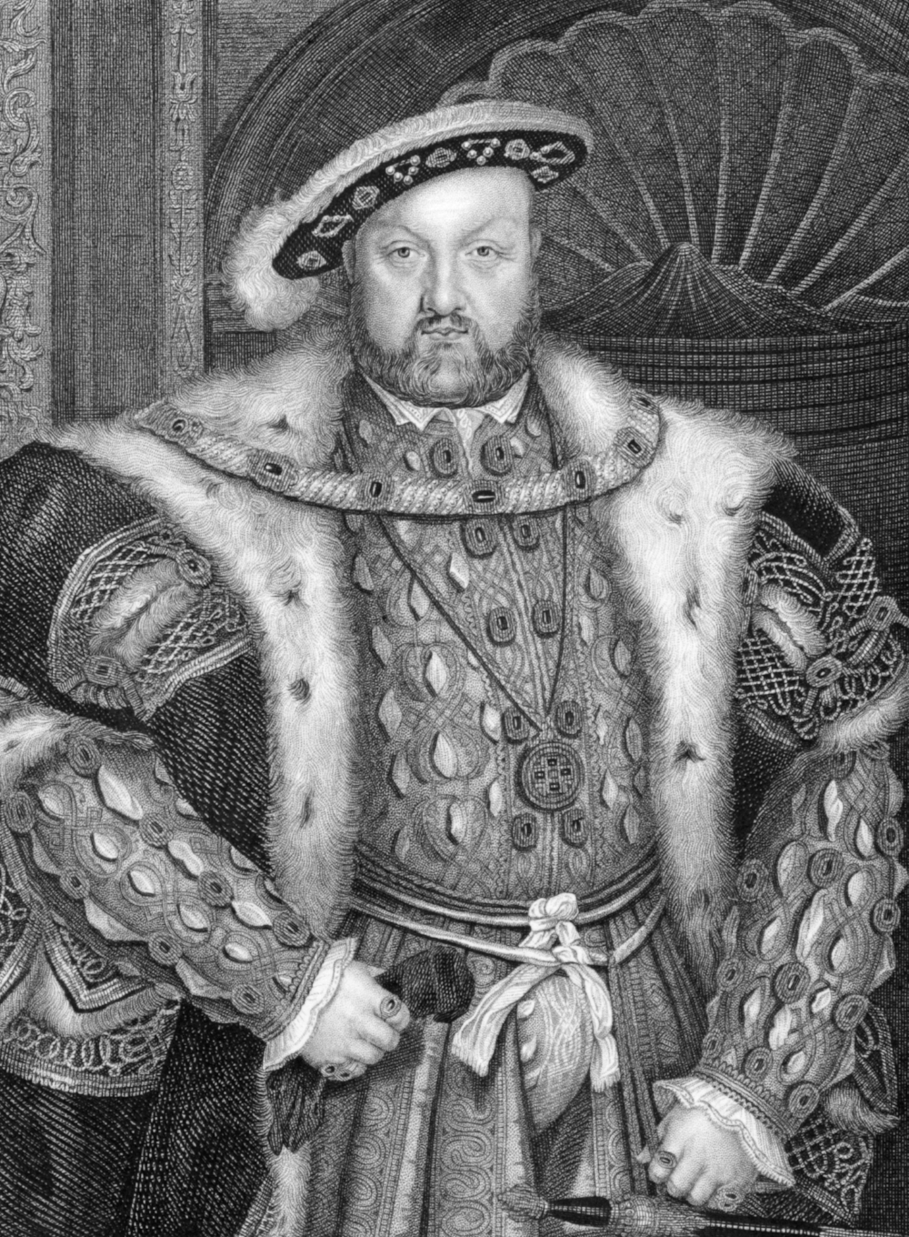 King Henry VIII separated England from the Catholic Church and founded the Church of England.
