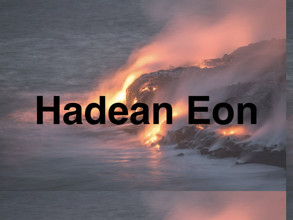 Hadean Eon