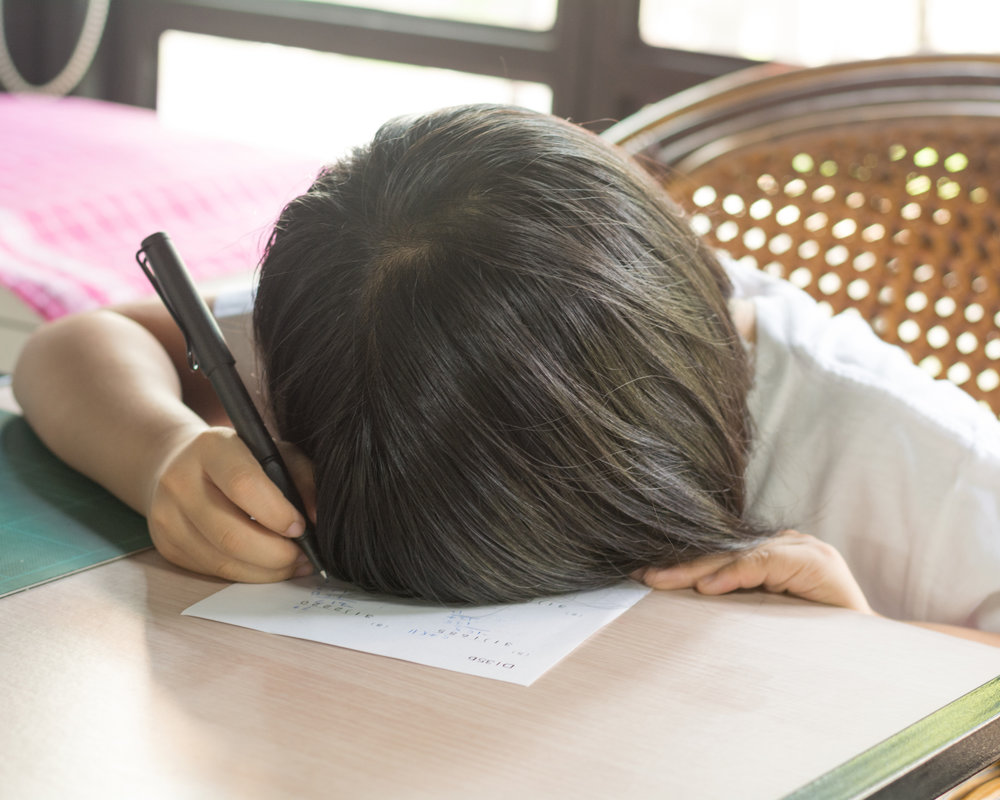 Homework time can leaving everyone exhausted and frustrated.