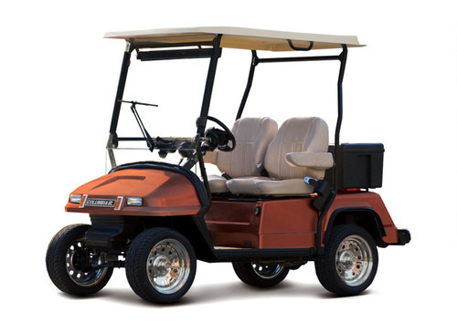 Legacy — Electric Fleet - Electric Golf Carts and Utility Vehicles