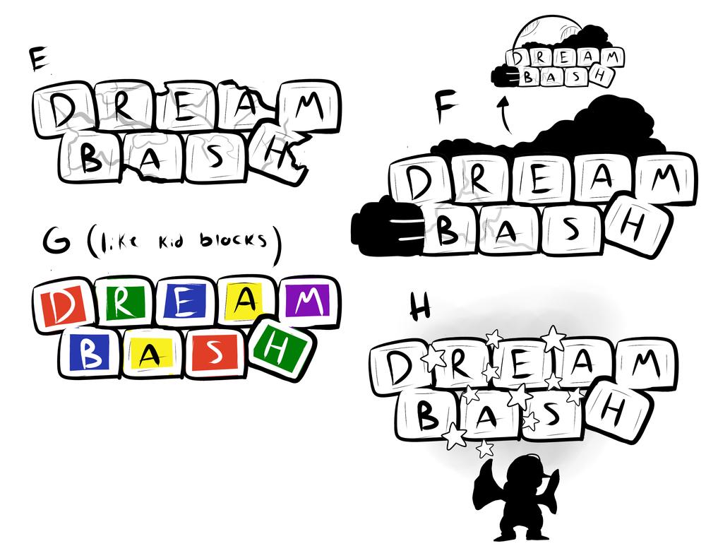 Final Logo Sketches