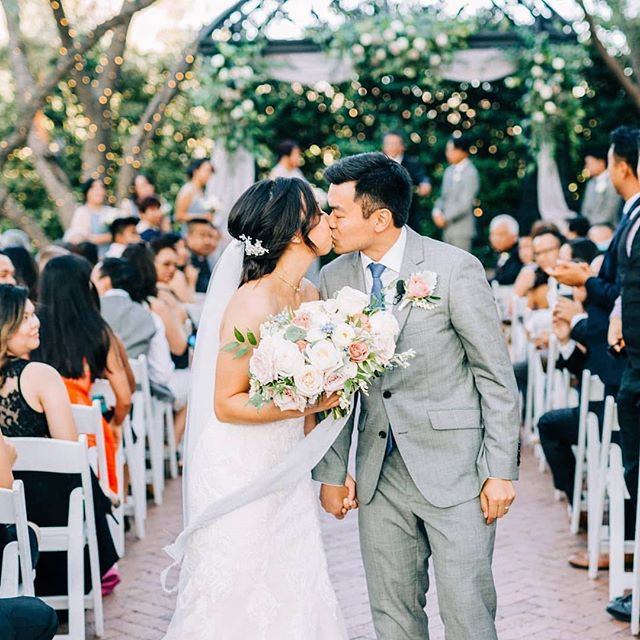 "Last weekend was so dreamy!!! A double header wedding weekend for our PPE team definitely brought all the feels!!! Loving this sweet sneak from @damarismiaphoto  to reinforce our ""why""!! Simply put we love, Love (and creating beautiful reflections of our amazing couples!! What's YOUR why?? Venue: @paduaweddings  Photography: @damarismiaphoto  Floral Design: @fleur.ish  Design and Planning: @poshitivelyperfectevents"