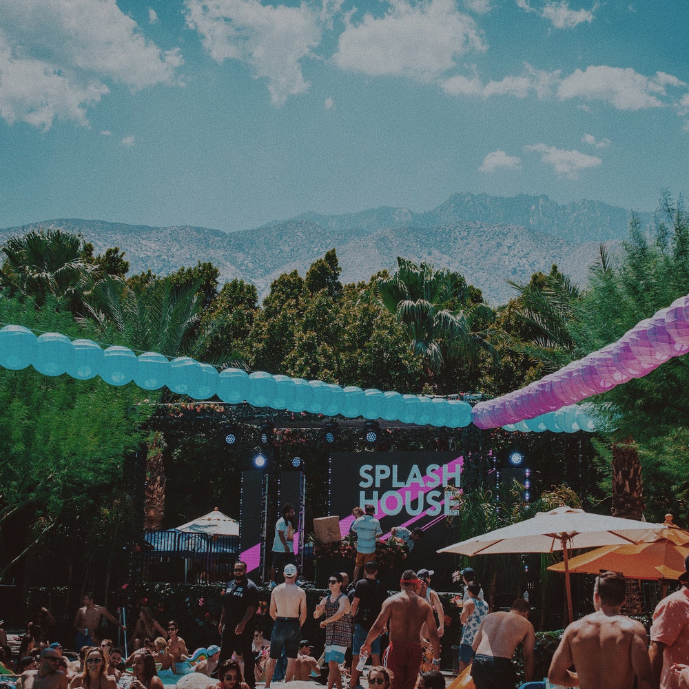 Riviera - Our bass oasis with sprawling lush grounds and the only stage with front float views.  Past artists include ODESZA (DJ SET), Big Gigantic, Snakehips, Mr. Carmack, & more.