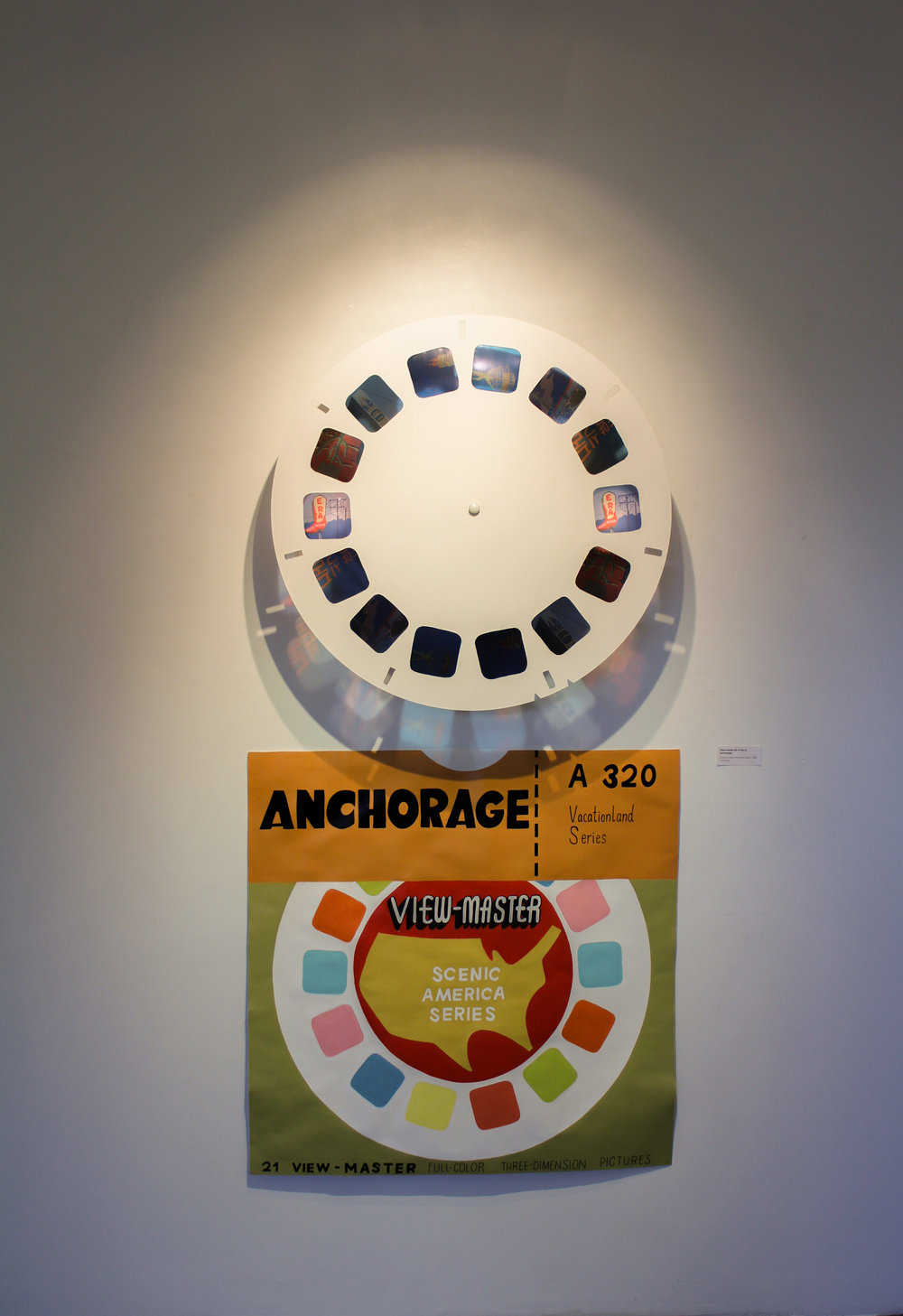 Viewmaster Reel #2 (Anchorage)