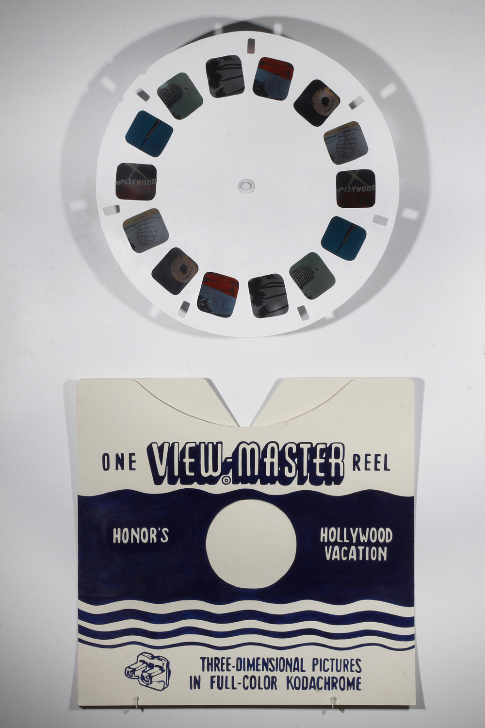 Viewmaster Reel #1 (Hollywood Vacation)