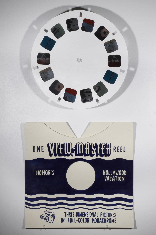 Viewmaster Reel #1 (Hollywood Vacation)