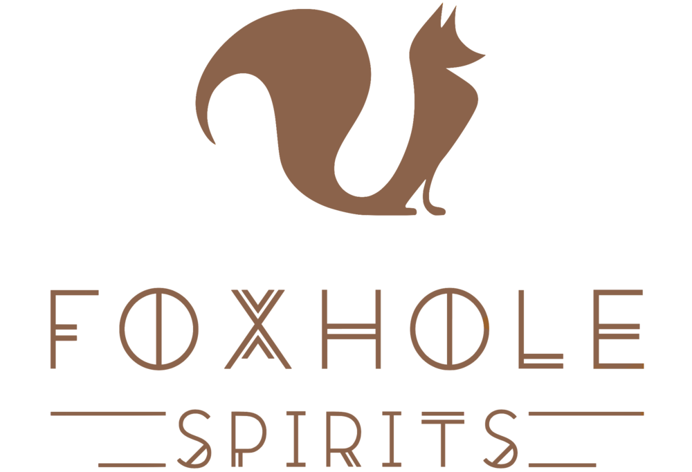 Foxhole Spirits Logo With Fox cropped2.png