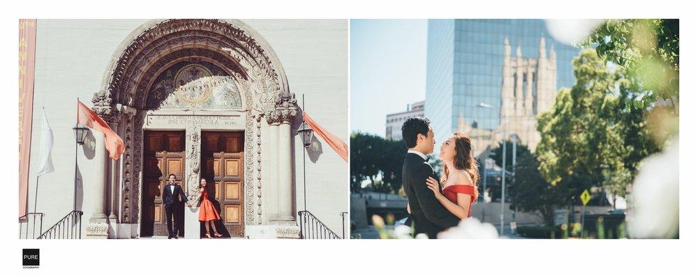 LA海外婚紗景點