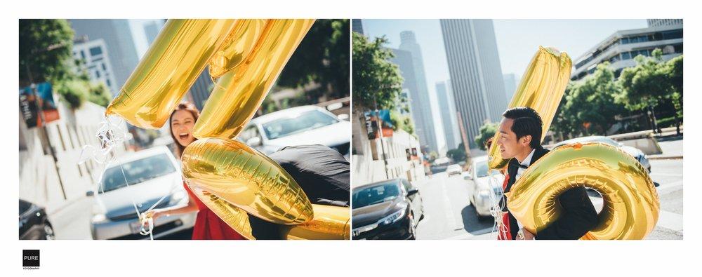 洛杉磯海外婚紗拍攝景點